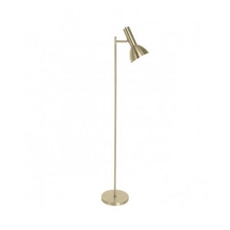 Lámpara de pie tipo flexo Lumiere Bronce Viejo de Alemar 1XE27