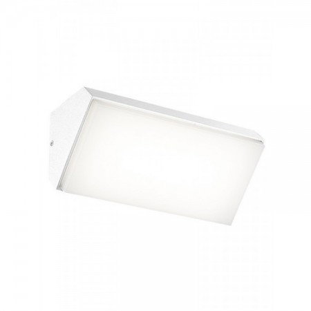 Aplique de Pared Mantra Solden Horizontal Blanco Led 9w