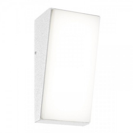 Aplique de Pared Mantra Solden Vertical Blanco Led 9w