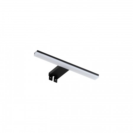 Aplique de Baño LED para Espejo MDC Tiwall 8W Negro
