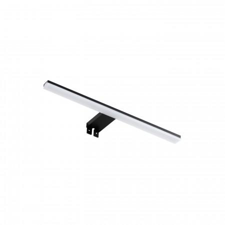 Aplique de Baño LED para Espejo MDC Tiwall 12W Negro