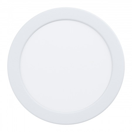 Downlight Empotrar LED Eglo Fueva 5 IP44 Redondo Blanco 10.5w luz Neutra