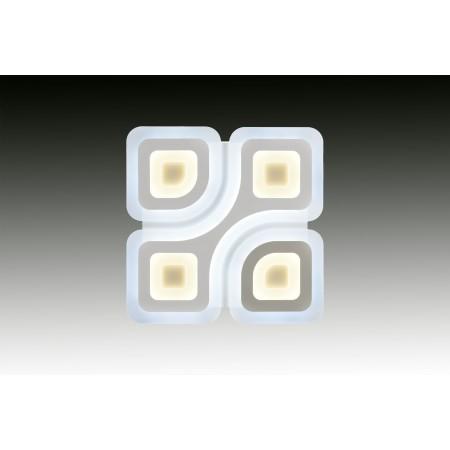 Plafón de Techo LED Manolo Blanco 130W 4945lm Regulable