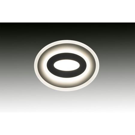 Plafón de Techo/Pared LED Pequeño Javier Blanco 28W 1400lm Regulable