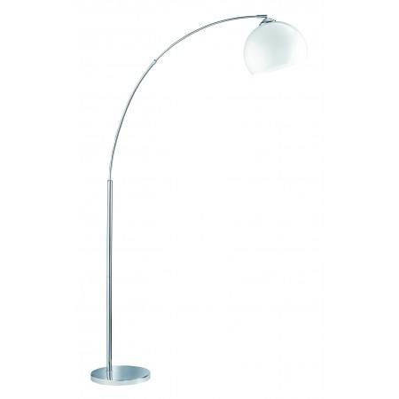 Lámpara de Pie Arco Brasilia Cromo