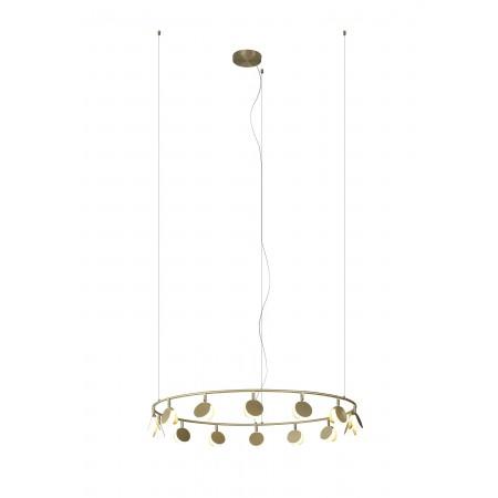 Lámpara Colgante LED Shell Mantra 14 Luces