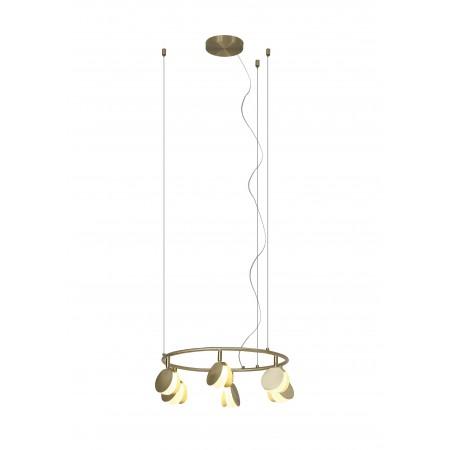 Lámpara Colgante LED Shell Mantra 6 Luces
