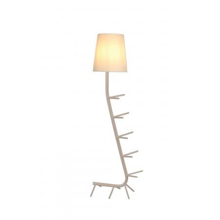 Lámpara de Pie Centipede Mantra Blanco E27