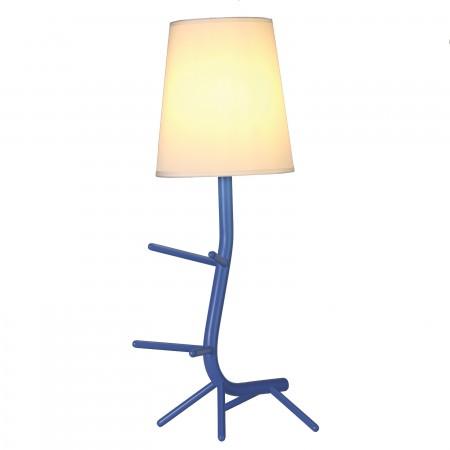 Lámpara de Sobremesa Centipede Mantra Azul E27