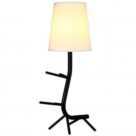Lámpara de Sobremesa Centipede Mantra Negro E27