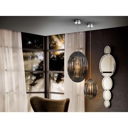 Lámpara Colgante LED Ovila Schuller 1 Luz 30cm