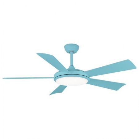 Ventilador de Techo Sulion Bernat Wifi Motor DC Azul