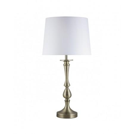 Lámpara de Sobremesa Tudor Cuero E27