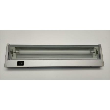 Fluorescente orientable aluminio