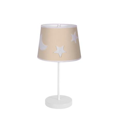 Lámpara de Sobremesa Infantil Firmamento Beige E27