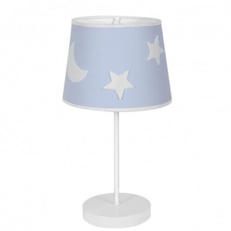 Lámpara de Sobremesa Infantil Firmamento Celeste E27