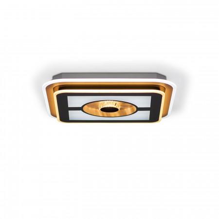 Plafón de Techo Kelektron Closer LED Integrado Blanco 110W