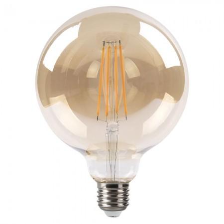 Bombilla LED Vintage Globo con Filamento 8W E27 125mm