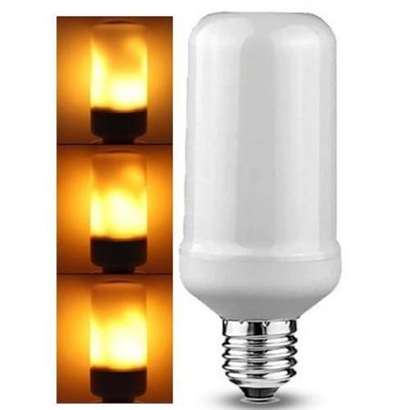 Bombilla LED Fuego 3W E27 Extra cálida