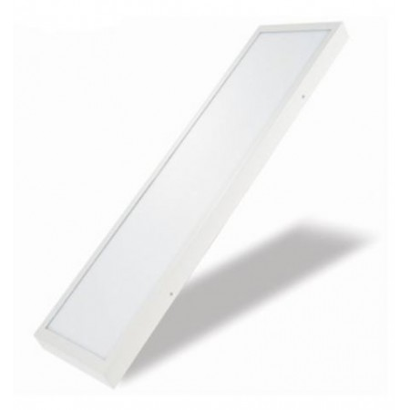 Plafón Led 90x30cm extrafino perfil Blanco 4500k