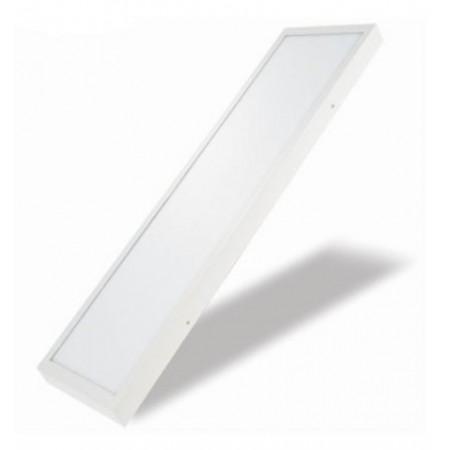 Plafón Led 90x30cm extrafino perfil Blanco 6000k