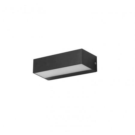 Aplique de Pared Exterior For Lights LED Ara Antracita 9.3W