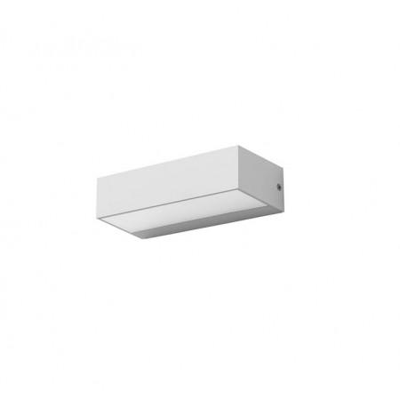 Aplique de Pared Exterior For Lights LED Ara Blanco 9.3W