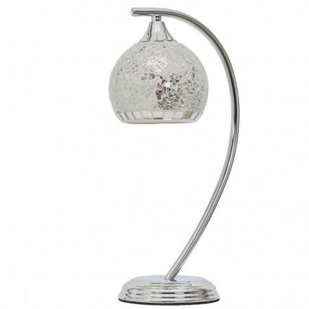 Lámpara Sobremesa Tegaluxe Tandil R Cromo 1xE14
