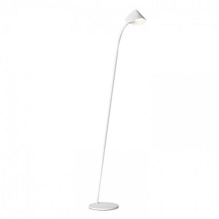 Lámpara de Pie LED Mantra Capuccina 7W Blanco