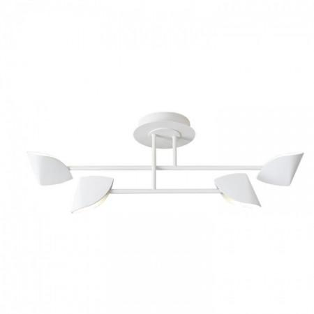 Plafón de Techo LED Mantra Capuccina Pequeño 28W Blanco