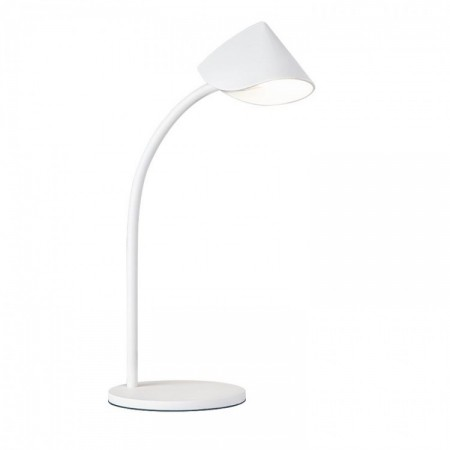 Lámpara Sobremesa LED Mantra Capuccina Alta 7W Blanco