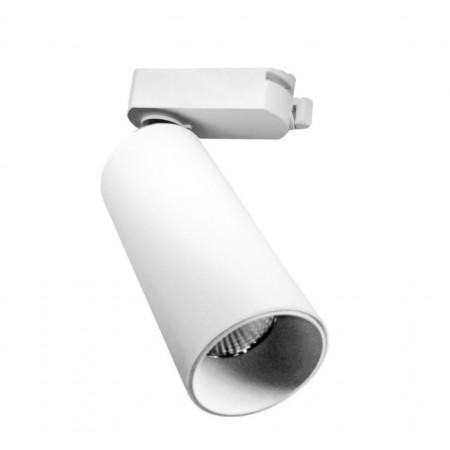 Foco Riel Monofásico LED Barrameda 15W Blanco