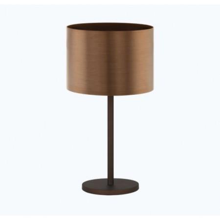 Lámpara de Sobremesa Eglo Saganto 1xE27 Cobre