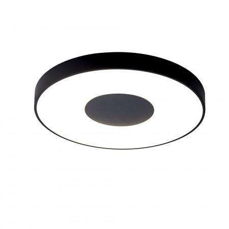 Plafón de Techo LED Mantra Coin 100W CCT Negro