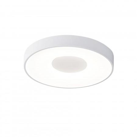 Plafón de Techo LED Mantra Coin 80W CCT Blanco