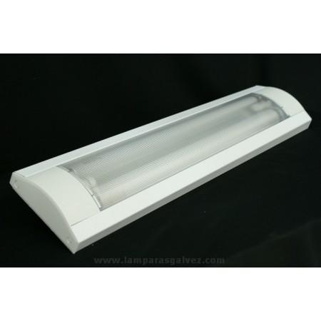 Fluorescente blanco basico