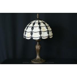 Lámpara de Sobremesa Tiffany Tela de Araña