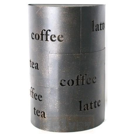 APLIQUE VINTAGE CAFE