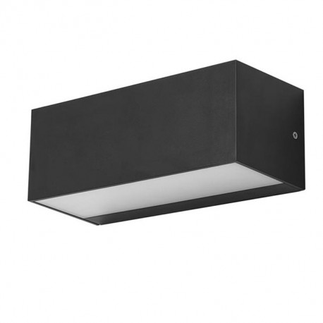 Aplique de Pared Exterior For Lights Ara Antracita