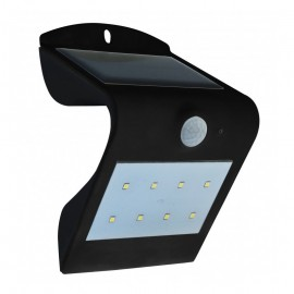 Aplique de Pared Dupi Sol Solar Luz Led Sensor Dual