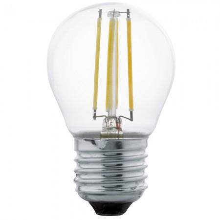 Bombilla Regulable de Filamento LED 4W 2.700K Luz Cálida E27