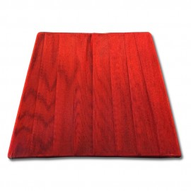 Pantalla Roja Cogida Baja E14 15cm