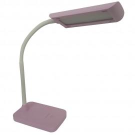 Flexo LED Sobremesa Zioneled Cuenca Regulable y Táctil Lila