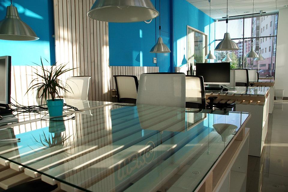 Iluminación específica o focal de oficina