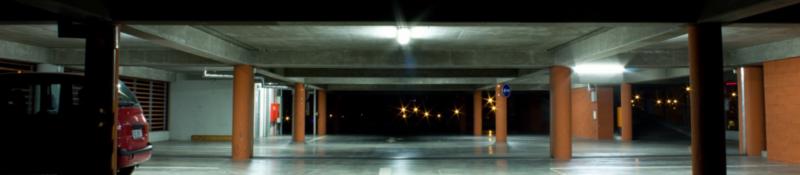 Iluminación garaje