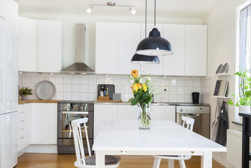 Iluminación para la cocina