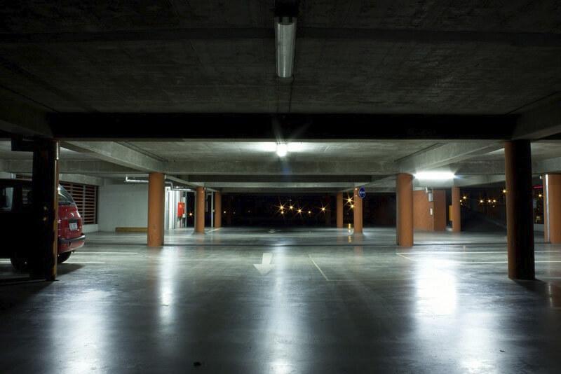 Iluminación para el garaje
