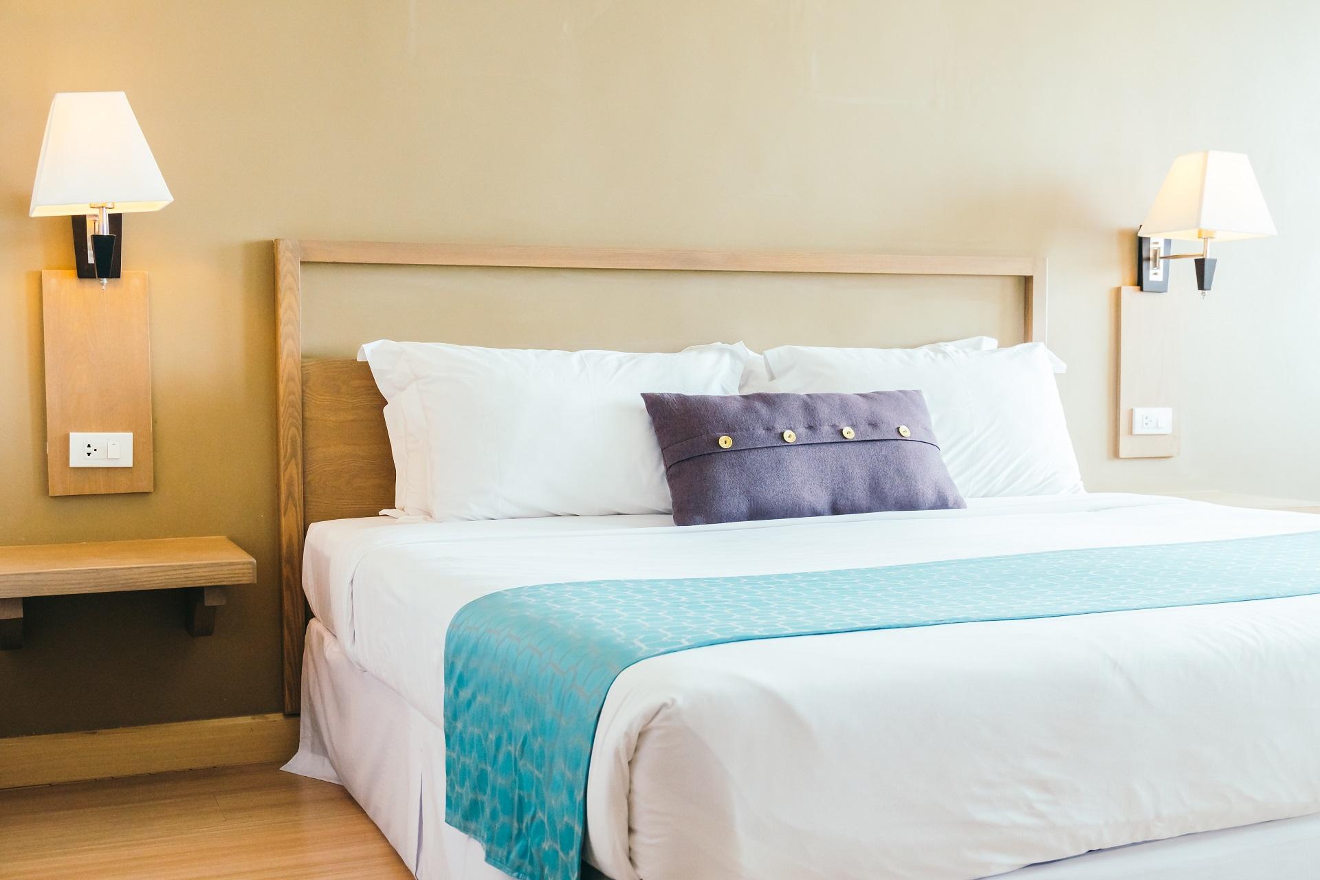 Apliques de cabecero para dormitorio al mejor precio