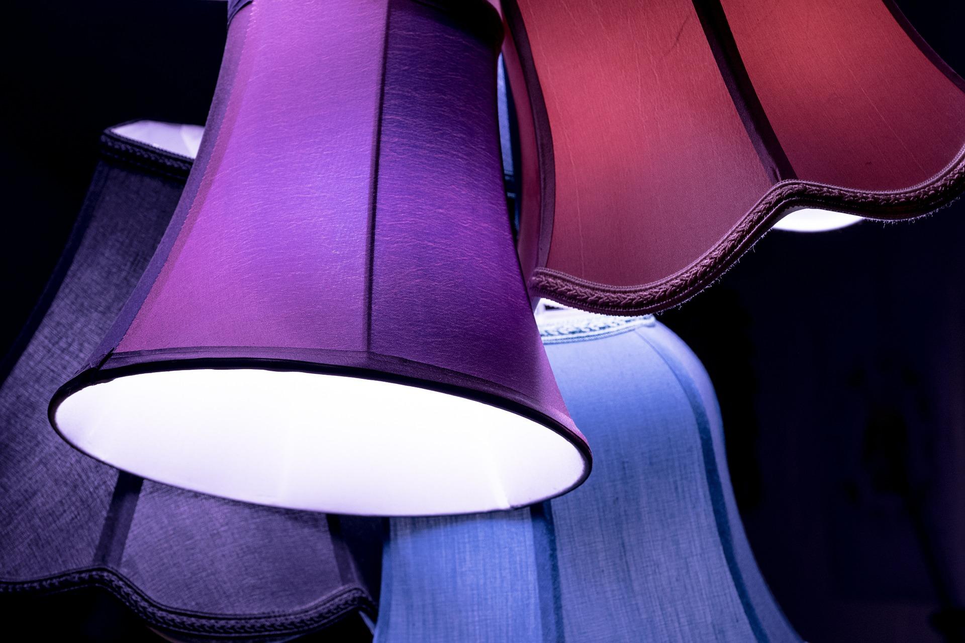 Pantallas para lámparas