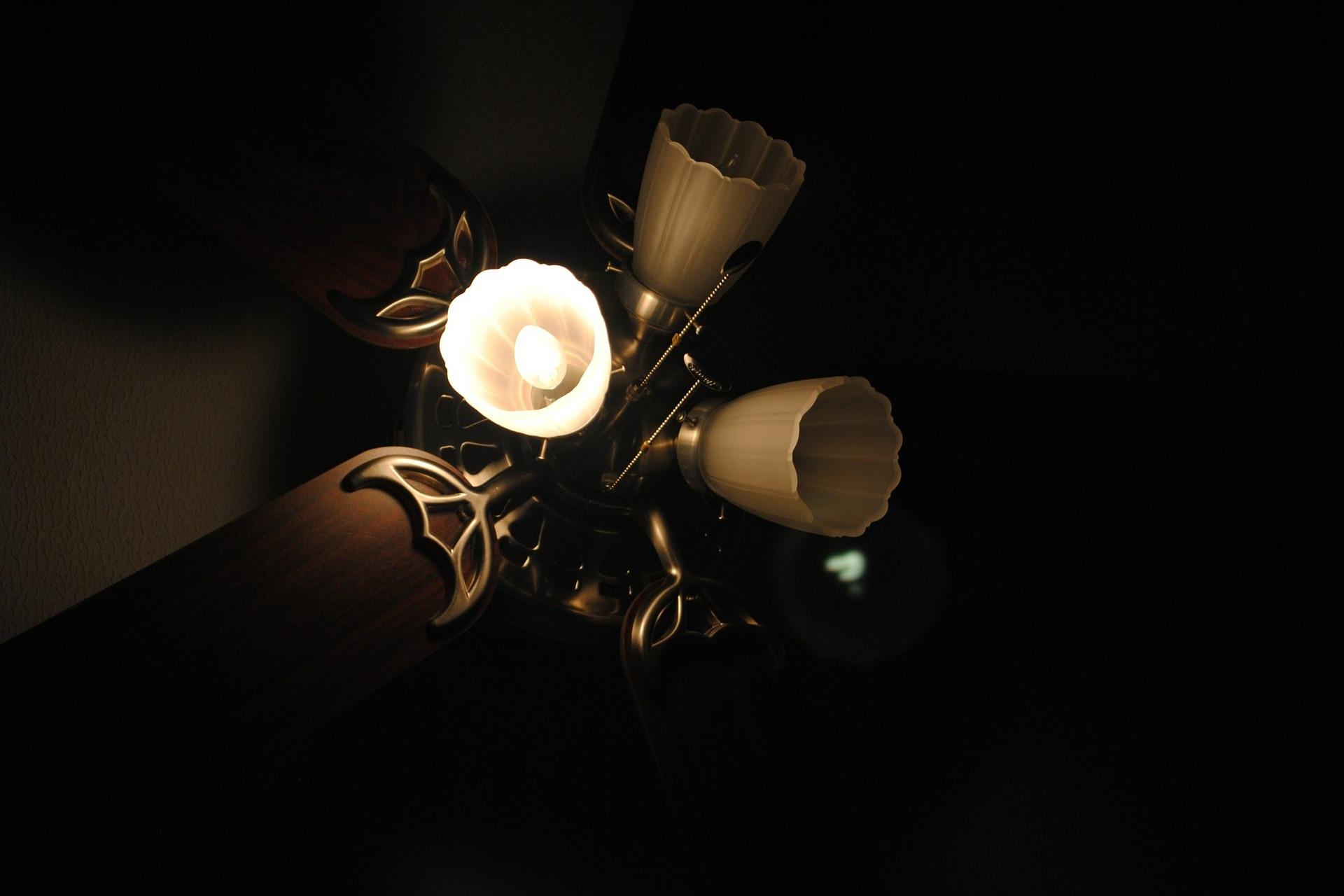 Luz para ventilador al mejor precio